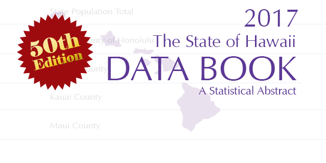 2017 State of Hawaii Data Book