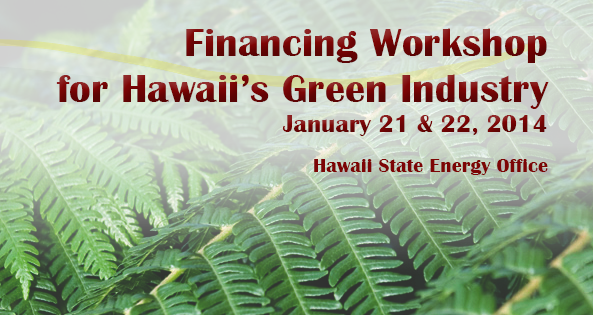 Hawaii Energy Facts & Figures