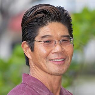 Harris Nakamoto