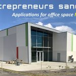 Entrepreneurs Sandbox Application for Office Space