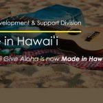 Buy Hawaii, Give Aloha