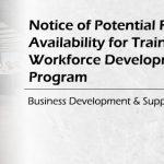 Training and Workforce Development