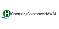 Chamber of Commerce of Hawaii logo