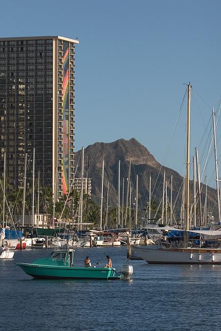 Ala Wai - Oahu