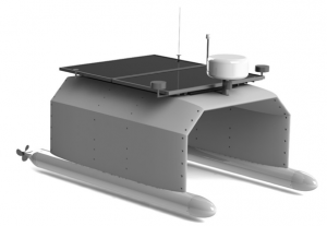 Autonomous Marine Vehicle