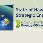 State of Hawaii Strategic Energy Plan