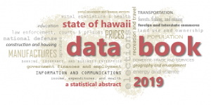 2019 State of Hawaii Data Book