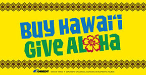 Buy Hawaii Give Aloha
